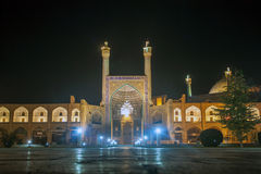 Night view of Imam square Royalty Free Stock Photo