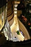 Night view of the shopping mall, Namba in Osaka city Japan Royalty Free Stock Photography
