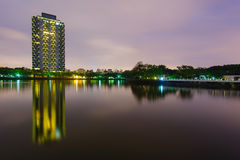 Free Night View Of Hsinchu Stock Image - 40320421