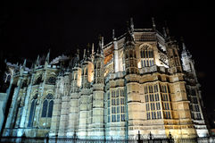 Night View Of Westminster Abbey