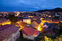 Night view Stock Photography
