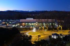Night view of Pau Royalty Free Stock Photo