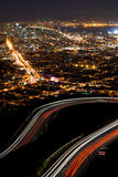 Night view of San Francisco Royalty Free Stock Photography