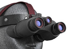 Night vision black equipment, close view Stock Photography