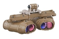 Night vision device Royalty Free Stock Image