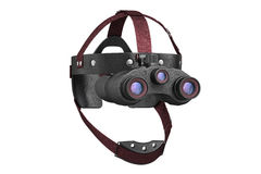 Night vision tactical goggles Stock Images