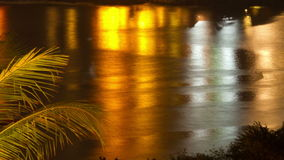 Night water sunset timelapse. Video of night water sunset timelapse stock video footage