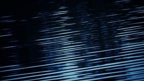 Night Water Surface stock illustration