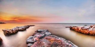 Nightcliff, terytorium północny, Australia Zdjęcia Stock