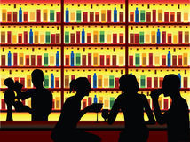 Nightclub Stock Image