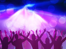 Nightclub Royalty Free Stock Photography