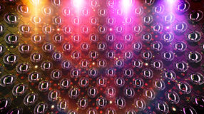 Nightclub background Stock Photos