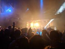 Nightclub. Dancing at PRYZM nightclub on a night out Stock Photo