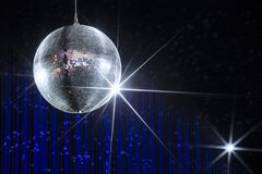 Nightclub disco ball Stock Photos