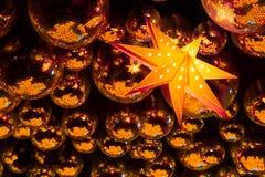 Nightclub disco balls Stock Photo