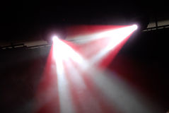Nightclub stage background Stock Photography