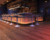 Nightclub, Tavern, Bar, Alcohol Illustration Stock Photos