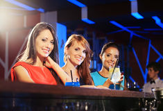 Nightclub Royalty Free Stock Photos