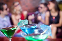 Nightclub Stock Photography