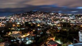 Nightfall over Antananarivo Royalty Free Stock Photography