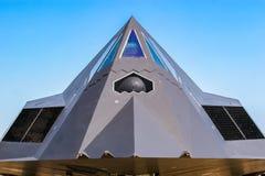 Nighthawk Lockheed F-117 на аэробазе Barksdale Стоковое Изображение RF