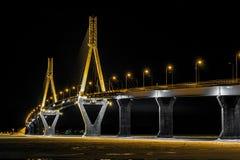 Die replot-Brücke Lizenzfreies Stockfoto