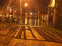 Nightin Gate Stock Images