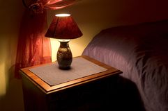 Nightlamp Royalty Free Stock Images