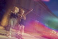 nightlife Στοκ Φωτογραφία