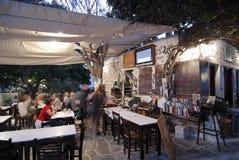 Free Nightlife In Folegandros, Greece Stock Photography - 29814242