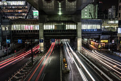Nightlife in Japan Stock Photos