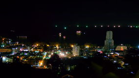 Nightlife of Patong stock video