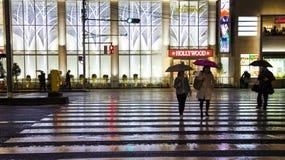 Nightlife in Tokyo Stock Photos