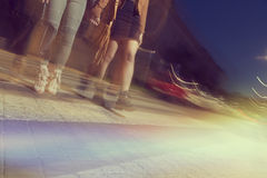 Nightlife Royalty Free Stock Photography