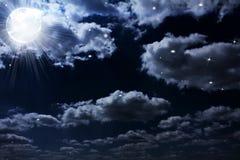Nightly sky Stock Photography