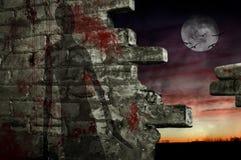 Nightmare. Manipulation of my photographs. Nightmare Stock Photography