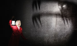 Nightmare stock photography
