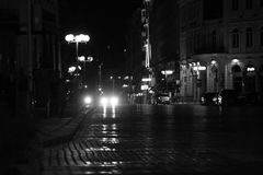Nightout Royalty Free Stock Photos