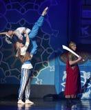 " Nights†""One тысячи и одного балета поддачи и Самурая Стоковые Фото"