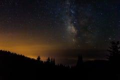 nightscape Imagem de Stock