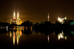 nightscape Στοκ Εικόνες