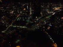 Nightscape San Diego Zdjęcia Royalty Free