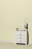 Nightstand Royalty Free Stock Photography