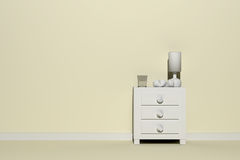 Nightstand Royalty Free Stock Photos