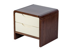 Nightstand de Brown Imagem de Stock