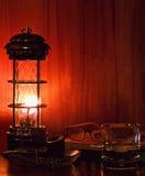 Nightstand de los Grandpas Imágenes de archivo libres de regalías