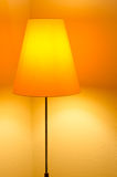 Nightstand lamp Royalty Free Stock Photography