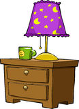 Nightstands Royalty Free Stock Photos