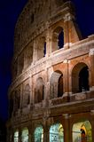 Nighttime Colosseum 2 zdjęcie stock