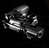 Nighttime gun Royalty Free Stock Photos